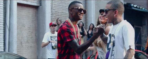 MC Guimê lança videoclipe com o rapper americano Soulja Boy