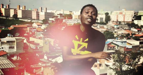 """Assista """"Linhas de Soco"""", o novo videoclipe do Rincon Sapiência"""