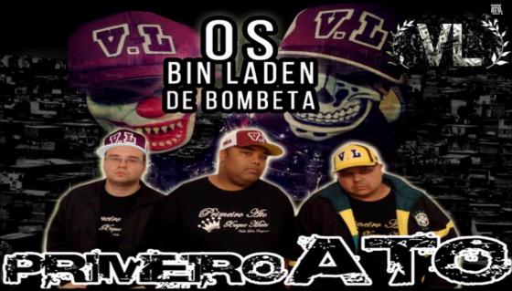 """Primeiro Ato lança novo single """"Os Bin Laden de Bombeta"""""""