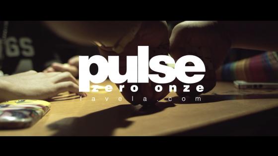"""Confira o teaser do videoclipe """"Favela.com"""" do Pulse 011"""