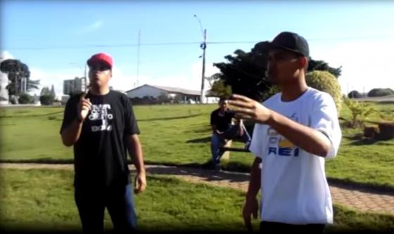 """""""Resgate Vida Rap Cristão"""" lança videoclipe """"Estou Voltando"""""""