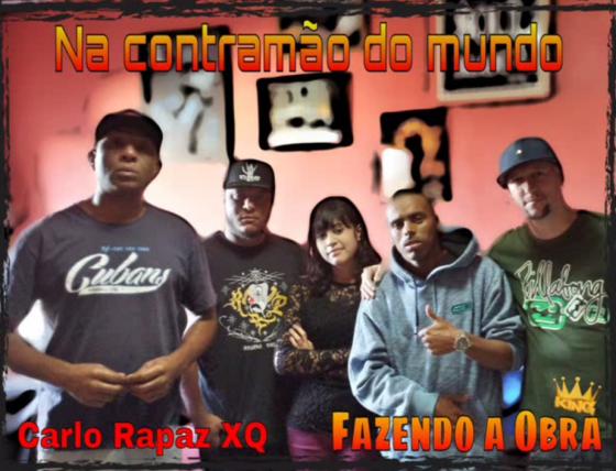 """Ministério Fazendo a Obra"""" disponibiliza faixa título do disco com participação de X da Questão"""