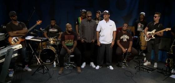 Dexter leva vários convidados de peso em apresentação ao vivo no Estúdio Showlivre. Assista!