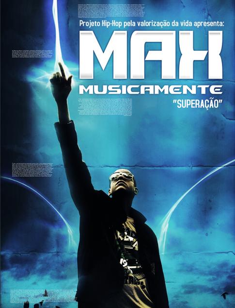 """Max Musicamente lança videoclipe """"Na Contra Mão do Mundo"""""""