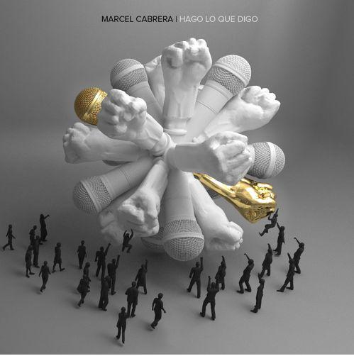 """Zamba Rap Clube participa no disco """"Hago Lo Que Digo"""", do uruguaio-cubano Marcel Cabrera"""
