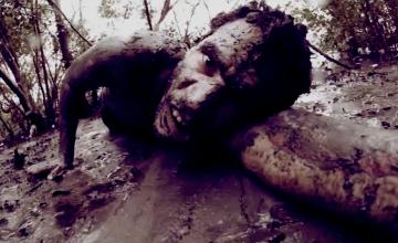 Coberto de lama, Funkero lança videoclipe gravado no mangue