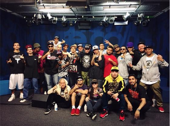 """DJ Caique apresenta """"Coligações Expressivas 3"""" no Estúdio Showlivre"""
