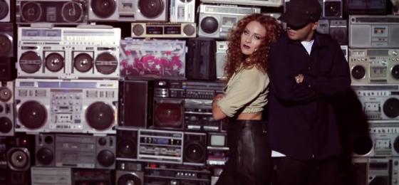 Fernandinho Beat Box participa de videoclipe da cantora Dryca Ryzzo