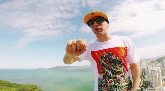 Rec Jay lança novo videoclipe pelo de DJ Hum