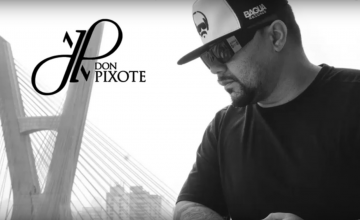 Don Pixote lança álbum com várias participações de peso. Ouça aqui!