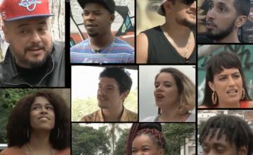"""Perdeu!? Assista o primeiro episódio da série """"Histórias do RAP NACIONAL"""", com Ronald Rios"""