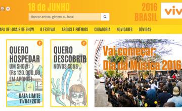 Festival de música da Vivo abre inscrições para artistas independentes