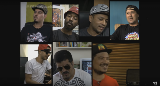 """Assista o quarto episódio da série """"Histórias do Rap Nacional"""", de Ronald Rios"""