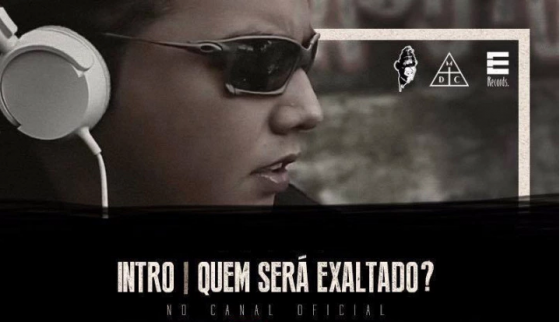 """Ursso, ex-integrante do Haikaiss lança videoclipe """"Quem Será Exaltado?"""""""