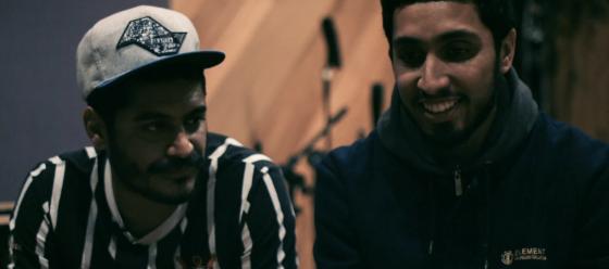 """Rashidlança vídeo de """"Homem do Mundo"""",música em parceria com Criolo"""
