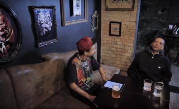 Max B.O. estreia programa no YouTube entrevistando KL Jay