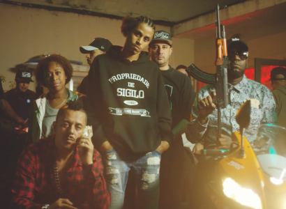 """RZO lança clipe pesado de """"Jovens à Frente do Tempo"""""""