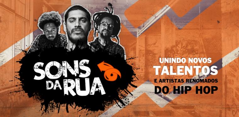 Festival Sons da Rua abre portas para jovens talentos do Hip Hop