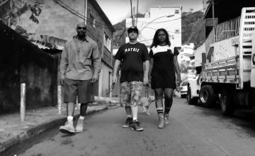 Dj Caique lança videoclipe com Mv Bill, Kmila CDD e NGA