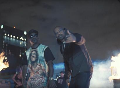"""Mv Bill lança videoclipe """"Cidade do Pecado"""" com participação de MC Cidinho"""