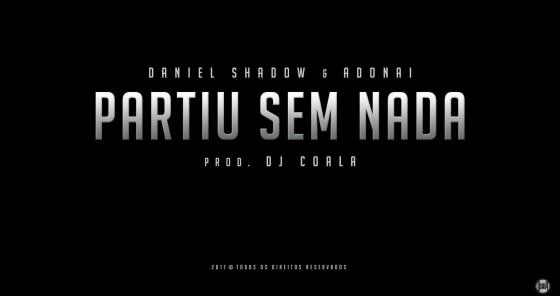 Rap + Reggae: Daniel Shadow lança novo som
