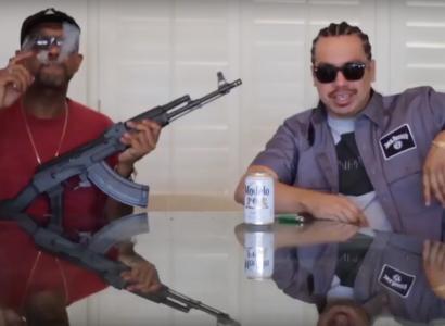 Rapper de Los Angeles faz conexão com manos de SP em novo videoclipe