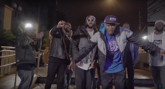 Som Livre lança single de Rappin' Hood em parceria com Emicida