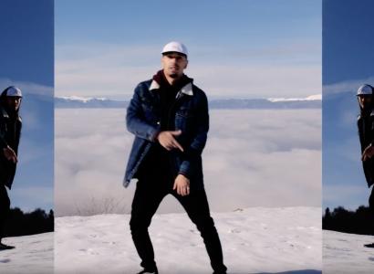 Wess' lança videoclipe gravado nos Alpes Suíços