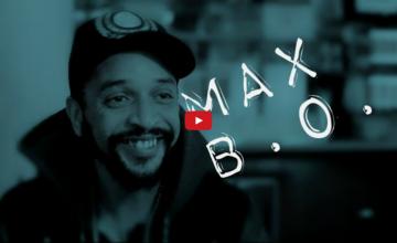 Programa Flow entrevista MC Max B.O.