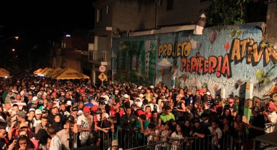 Vem aí: Festa 100% Favela 2015 – Edição de 15 anos