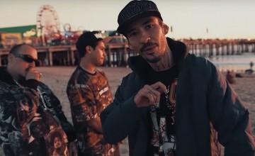 Vagabundo é Foda: Oriente lança videoclipe gravado em Los Angeles