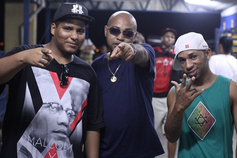 Grupo de Rap do Rio fará show em Miami e vai representar o Brasil em competição Internacional