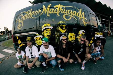 Festa Universitária Leônidas recebe show da Cone Crew no Via Marquês