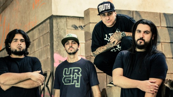Conheça DigitalBomb, a banda de Rapcore de Biorki do Shekinah Rap