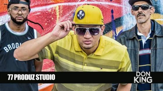 "Don King lança videoclipe de ""O Rap é o Som"""