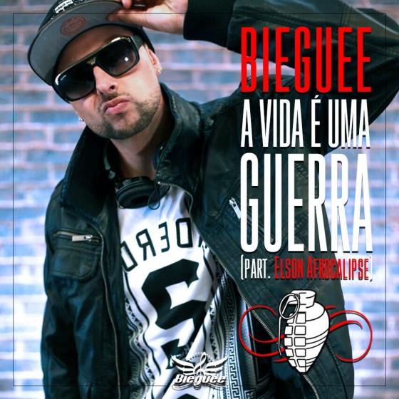 """Bieguee lança single """"A vida é uma guerra"""""""