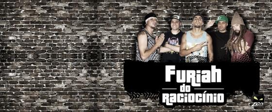 Furiah do Raciocínio lança CD Choque Estéreo