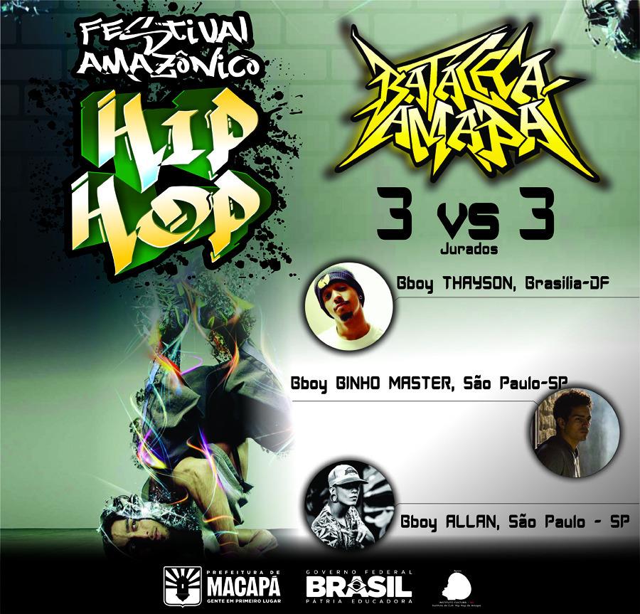 Festival Amazônico de Hip Hop
