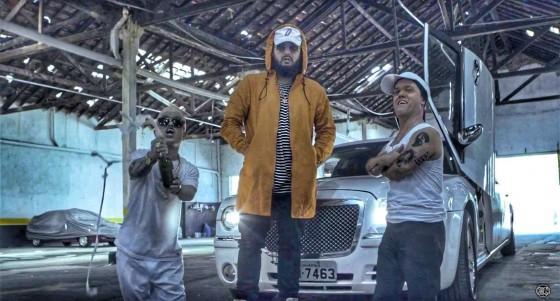 """Don Cesão lança videoclipe de """"Hoje"""", com participação de Costa Gold"""