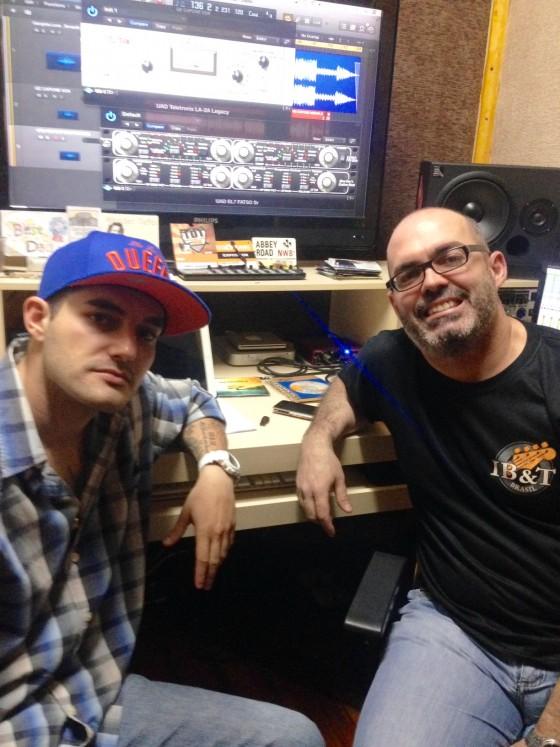 Após lançar primeiro CD, GeCapone começa trabalhar um EP de RAP Romântico