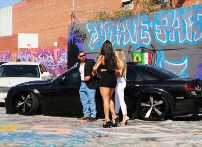 Conexão Rap Nacional x West Coast: Brasileiro Jotave Parti lança clipe em Los Angeles