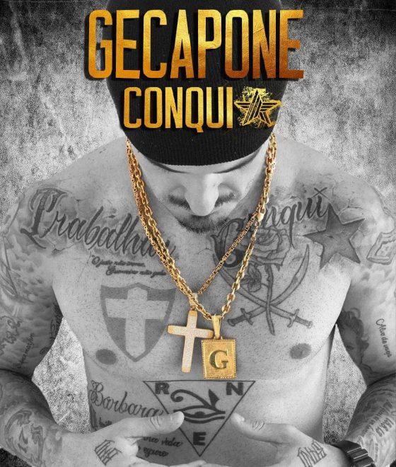 Gecapone lança novo álbum mas não divulga músicas