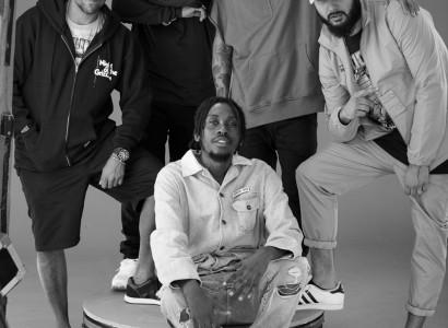 Thaíde grava clipe com Rincon Sapiência, Marcelo D2, Ndee Naldinho, Don Cesão, Black Alien, Rapadura e Ana P