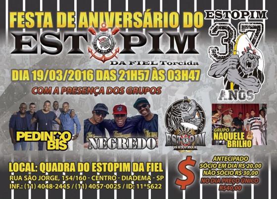 Negredo faz shows em São Paulo no final de semana