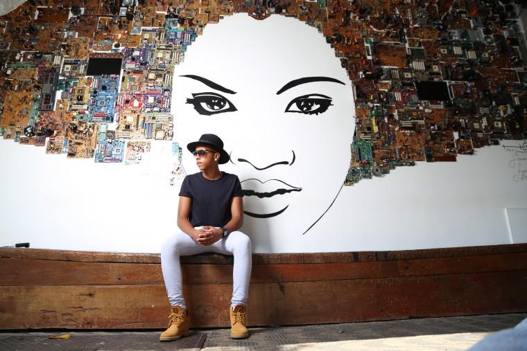 MC da geração teen aposta em ostentação 'do bem' em Minas Gerais