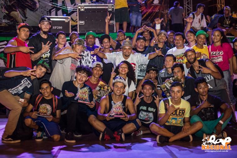 Cobertura Fotográfica do Festival Amazônico de Hip-Hop