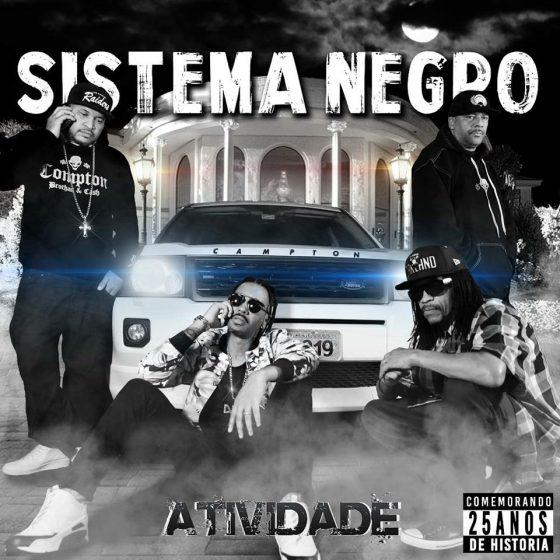 """Ouça aqui """"Atividade"""", o novo álbum do Sistema Negro"""