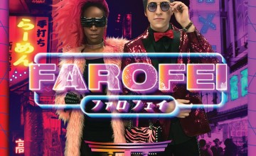 """Karol Conka lança single e clipe """"Farofei"""", gravado no Japão"""