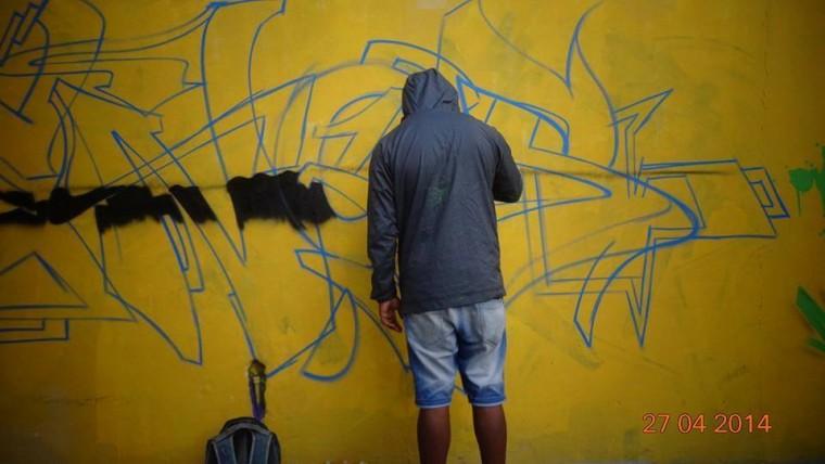 Batalha da Estação retorna e tem como destaque desafio de graffiti