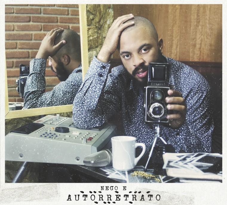 Nego E divulga capa e tracklist de seu disco